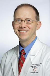 Portrait of Chris Holley, M.D.